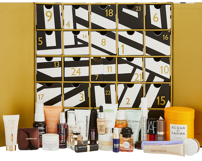 Ccontents and spoilers of the John Lewis Beauty Advent Calendar 2018.