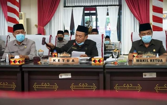 Agus Sartono Pimpin Rapat RPJMD 2021-2026