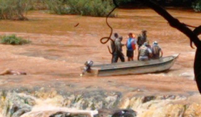 Barbosa Ferraz: Turista que estava desaparecido após pular em cachoeira é encontrado neste domingo