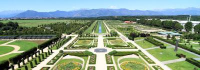 Giardini della Reggia di Venaria
