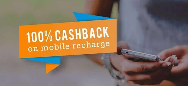 maximum-cashback mobile recharge apps
