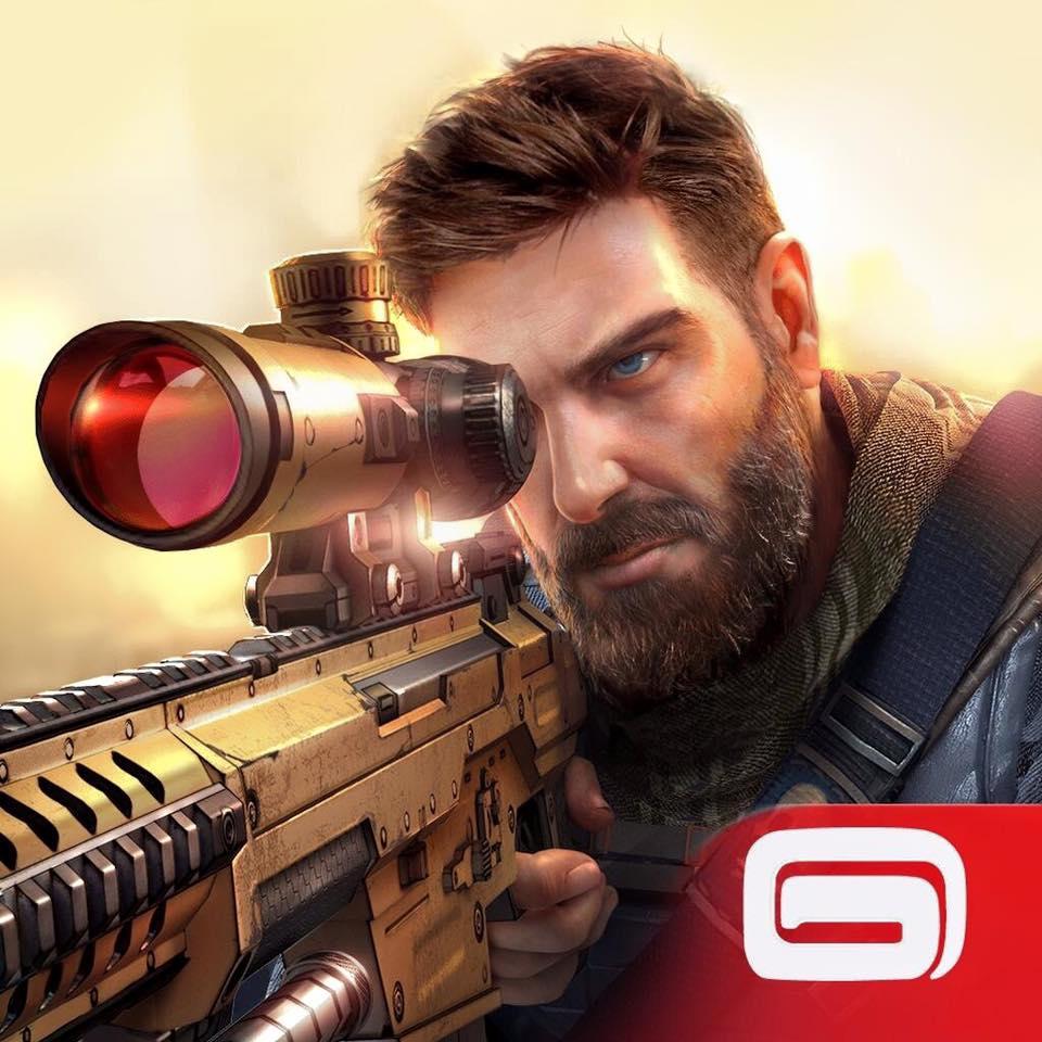 بەهێزترین یاری جەنگی - یاری بۆ ئایفۆن - ئایپاد Sniper Fury