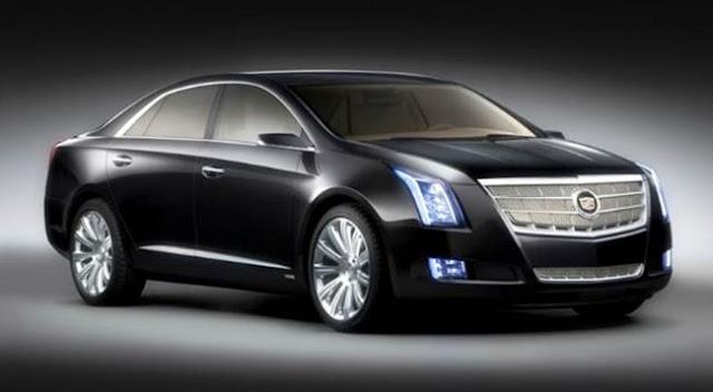 2018 Cadillac LTS