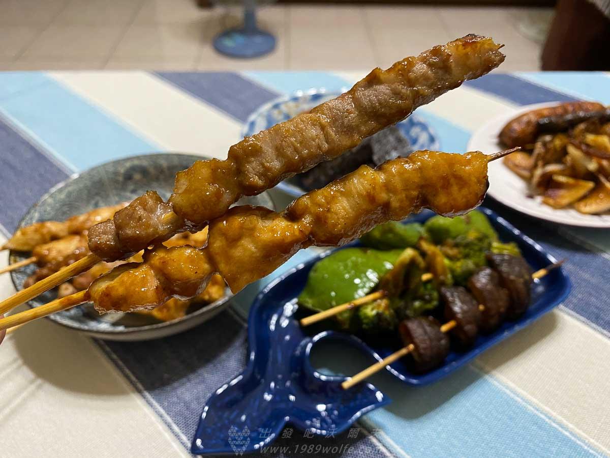 埔里烤肉推薦 小山島 串燒食堂