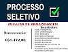Aberto Processo Seletivo para Auxiliar de Armazenagem. Salário de R$ 1.472,00