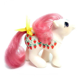 My Little Pony Baby Sugarberry Year Eight Mail Order G1 Pony