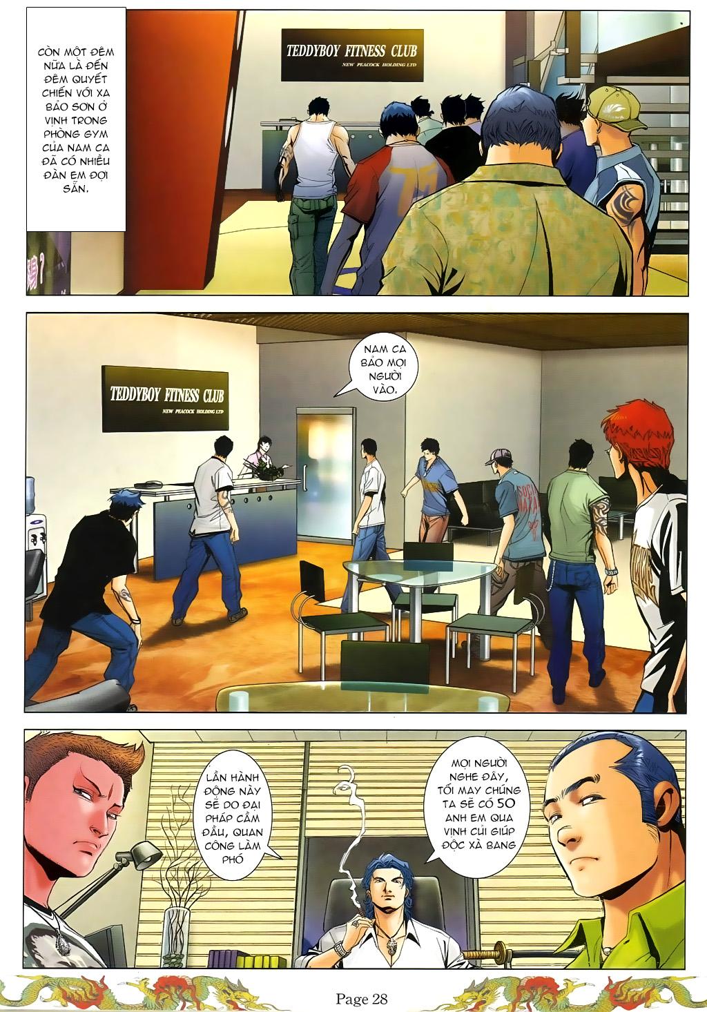 Người Trong Giang Hồ Chap 784 - Truyen.Chap.VN
