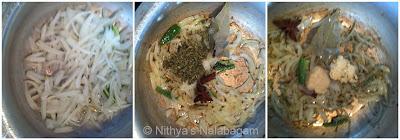 Mushroom Biryani with seeraga samba rice 2