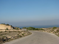 Road South Kefalos
