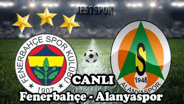 Fenerbahçe - Alanyaspor Jestspor izle