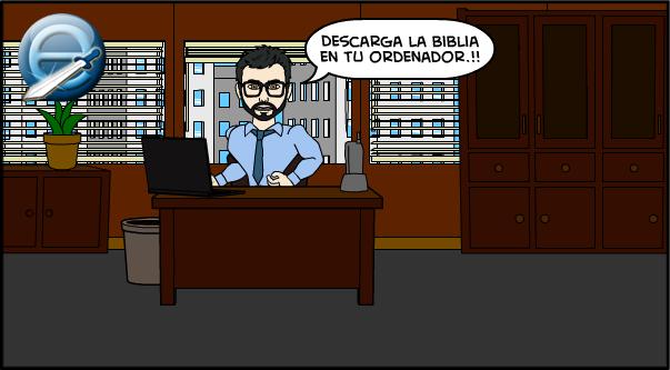 Descargar biblia en tu ordenador