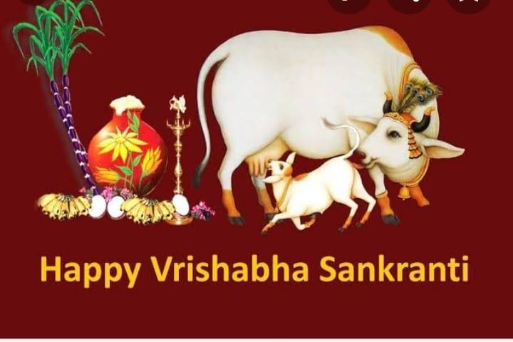 Vrishabha Sankranti