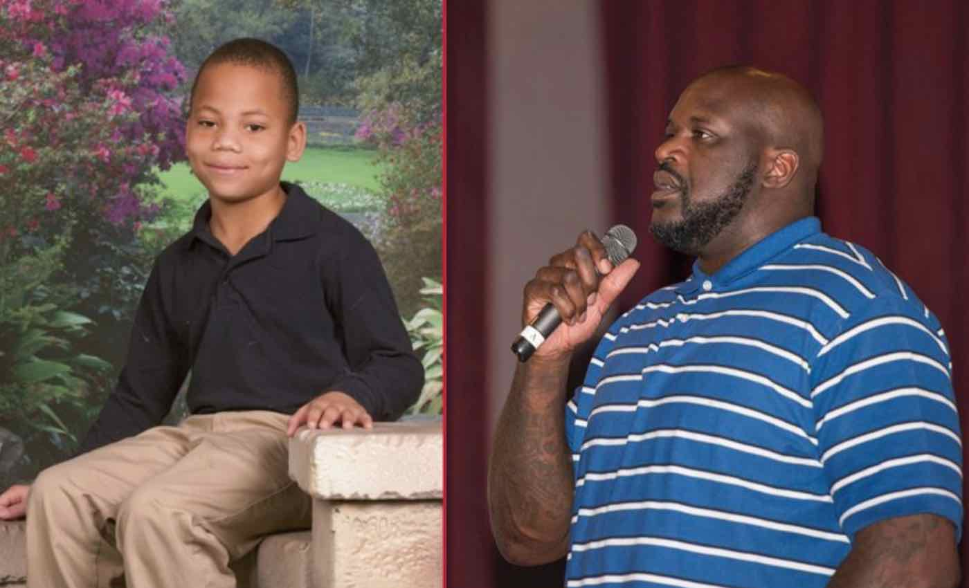 Boy Can't Leave Hospital Without Wheelchair-Accessible Home, So Shaquille O'Neal Helps Pay For Family's New House