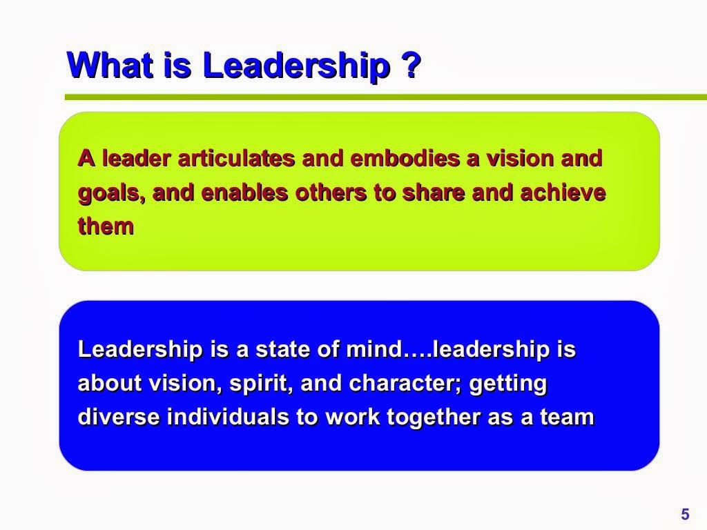 Developing Leadership Skills PPT Slide 1