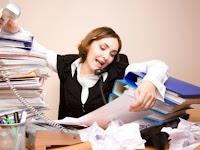 Tips Tetap Sehat Meski Pekerjaan Banyak