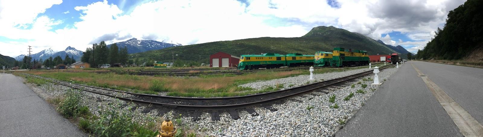 White P Train