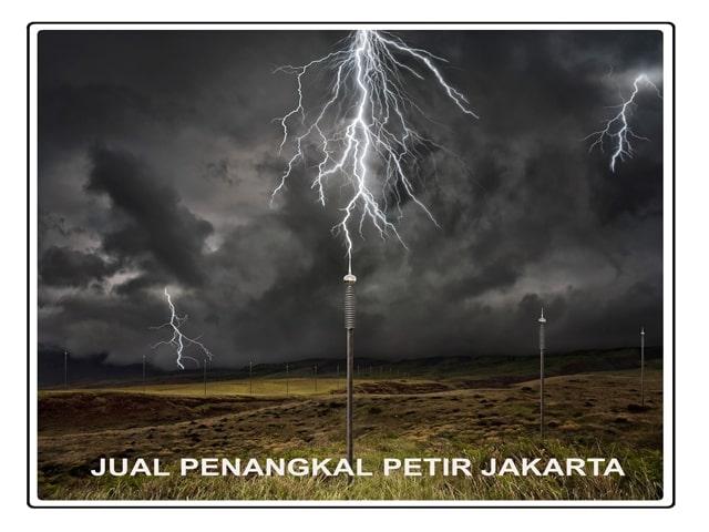 JUAL PENANGKAL PETIR JAKARTA
