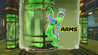 Arms game Xbox One wallpaper