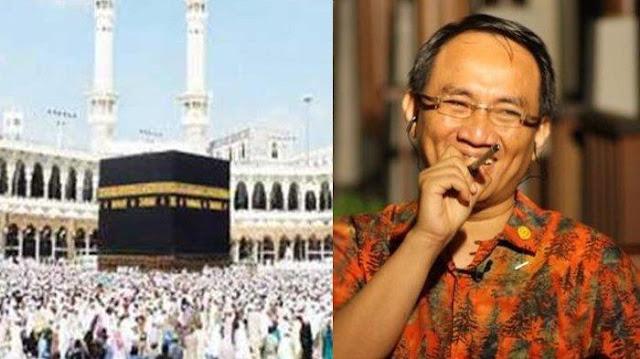 Setelah Lihat Ka'bah, Bob Sadino Langsung Hafal Al Fatihah, Begini Kisahnya