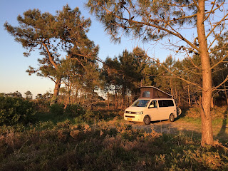 camperroute bretagne geocaching