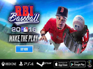 RBI Baseball 16 Game Free Download