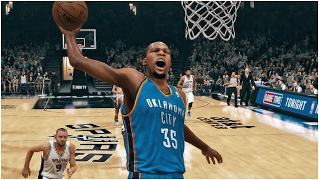 cheap Steam keys for NBA 2K15