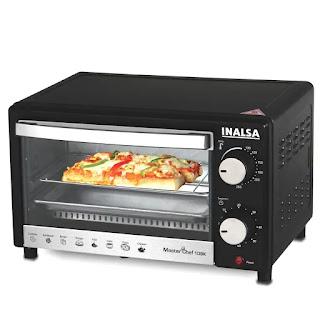 Inalsa MasterChef 800 Watts Oven Toaster Griller