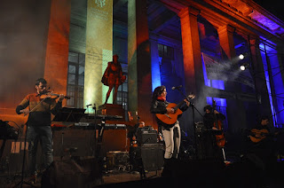 Bicentenario de la Biblioteca Nacional. Maia Castro