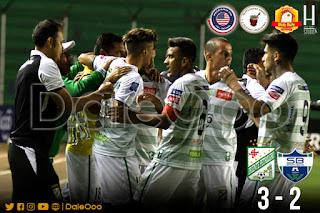 Oriente Petrolero 3 - Sport Boys 2 - DaleOoo - Importamos USA - Mateando Ando - Pollos Buly Buly - Hache Barber Studio