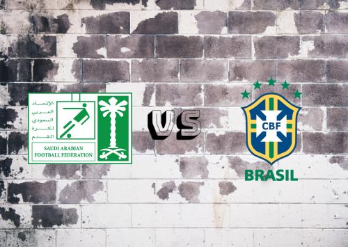 Saudi Arabia vs Brazil Resumen y Partido Completo