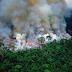 La Foresta amazzonica è ancora in fiamme