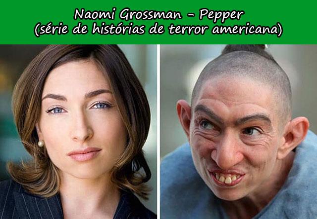 Naomi Grossman - Pepper (série de histórias de terror americana)
