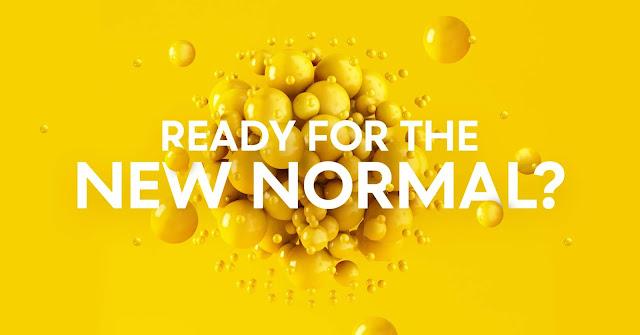 "LaporCovid19 : Warga DKI Belum Siap ""New Normal"""