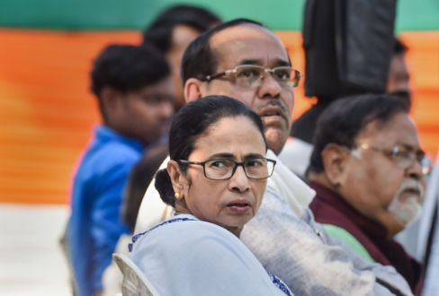 NCP extends support to Mamata over stand against CAA, NRC & NPR