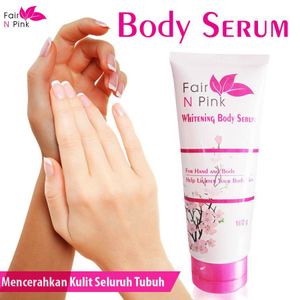 Fair n Pink Body Serum Original