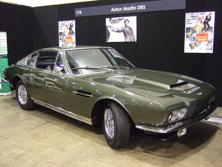 Aston Martin Dbs Superleggera On Her Majestys Secret Service Edition Supercars Gallery