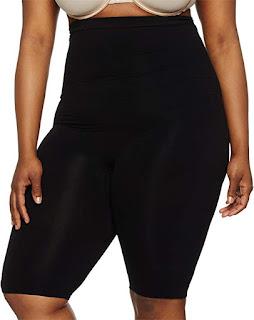 Body Wrap Women's Long Leg Panty High Waist