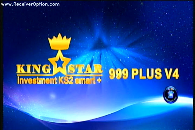 KINGSTAR 999 PLUS V4 1507G 1G 8M NEW SOFTWARE G SHARE PLUS V2 & ACTION SHARE PLUS OPTION