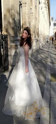 robe de mariée ginkgo