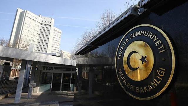 """Turquía advierte sobre viajar a EEUU por """"arrestos arbitrarios"""""""