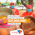 En Feria Gastronómica Valledupar se vendieron $21 millones en arroz