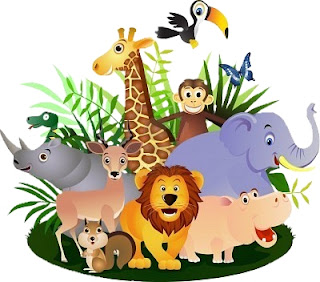 Imágenes para imprimir gratis de La Selva Bebés.
