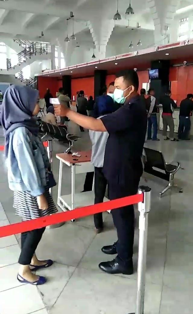 Antisipasi Penyebaran Covid-19, Pos Indonesia Terapkan Protokol
