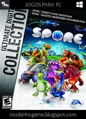 Download SPORE PC
