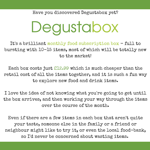 Degustabox - what is it?