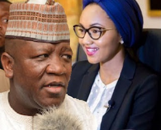 Stay Off My Little Daughter Angry Buhari Warns Desperate Zamfara Gov. Yari