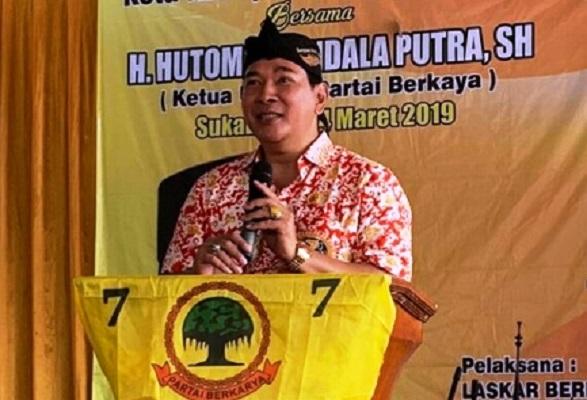Tommy Soeharto: Partai Berkarya akan Bangun Pesantren Mandiri di Jawa Barat