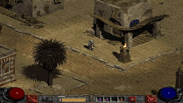 Download Diablo 2 PC Games Gameplay