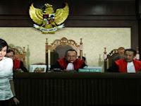 Hakim Vonis Jessica, Drama Kopi Sianida Berakhir