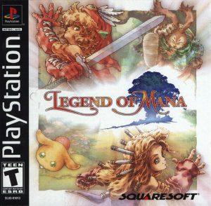 Baixar Legend of Mana (1999) PS1 Torrent